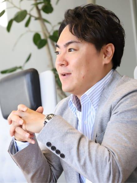 代表取締役 小林栄治